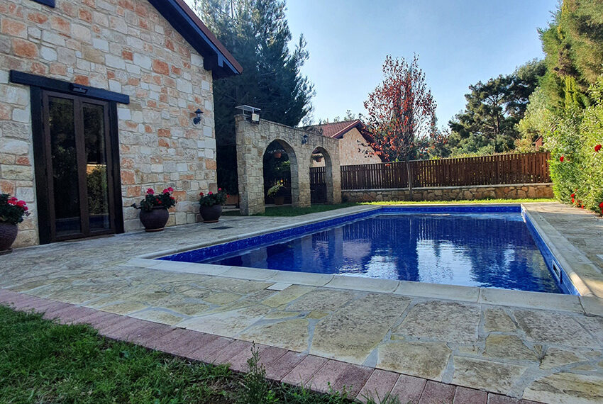 5 bedroom house for sale with private pool Souni - Limassol_9