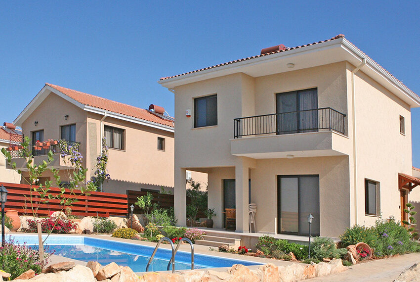 2 bed villa for sale with private pool Souni Limassol3