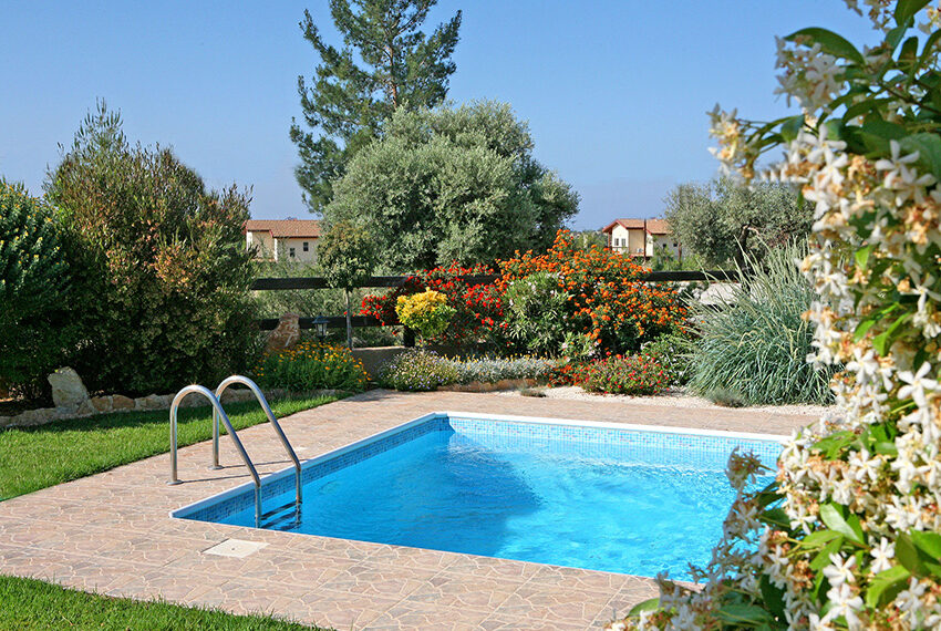 2 bed villa for sale with private pool Souni Limassol9