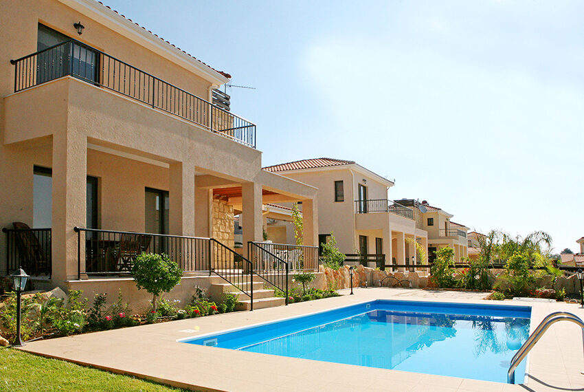 2 bed villa for sale with private pool Souni Limassol11