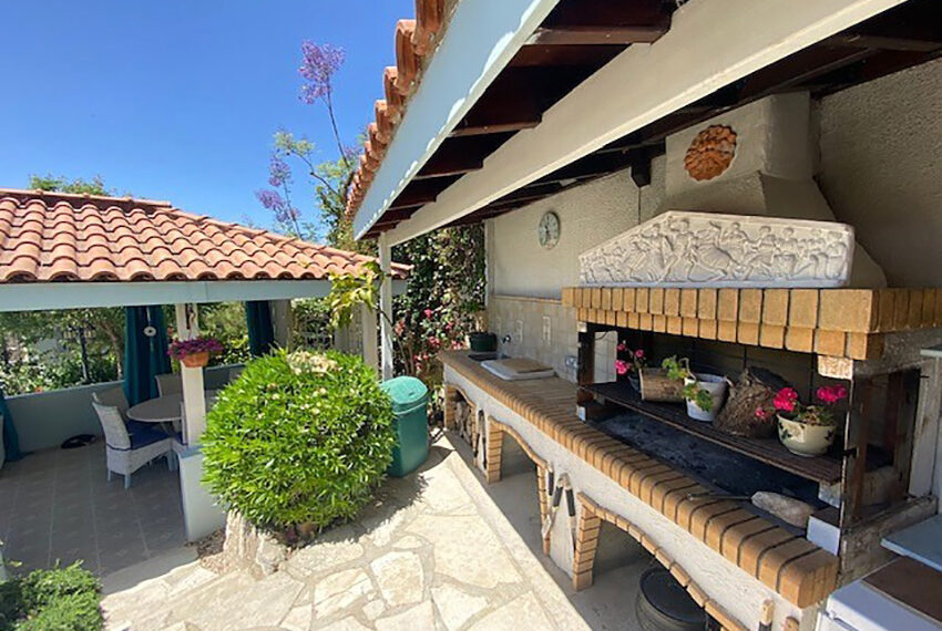 Villa for sale with panoramic sea views Tala Paphos_4