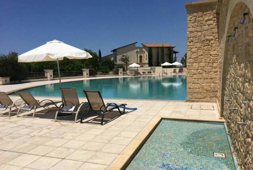 For rent junior villa with private pool Aphrodite hills resort _1