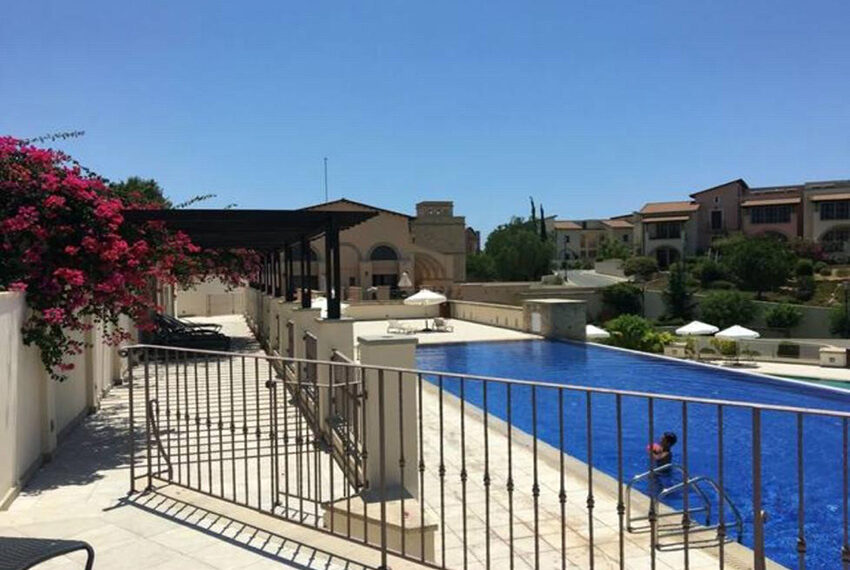 For rent junior villa with private pool Aphrodite hills resort _2