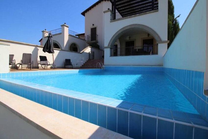 For rent junior villa with private pool Aphrodite hills resort _3