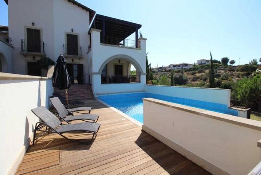 For rent junior villa with private pool Aphrodite hills resort _6