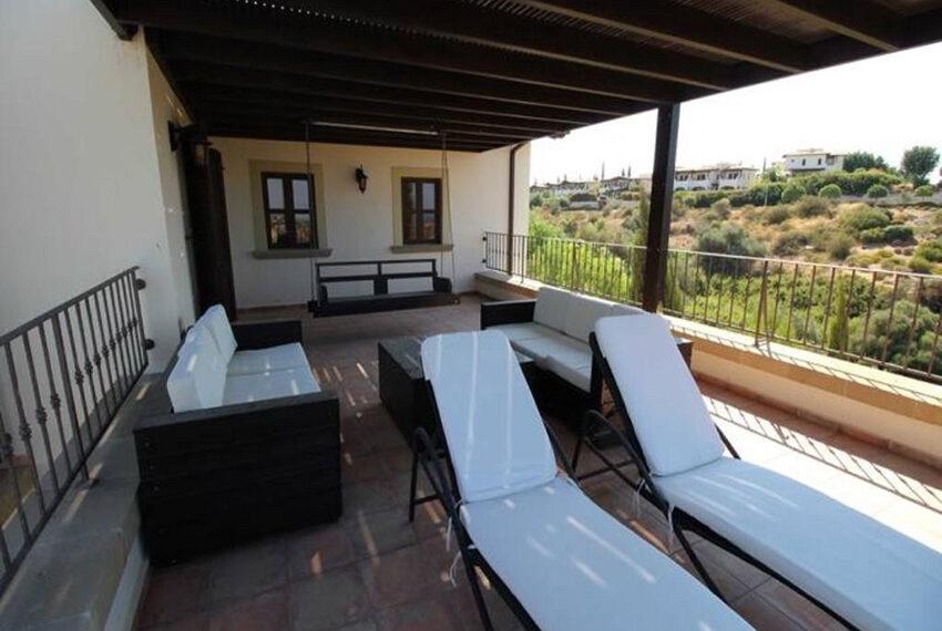 For rent junior villa with private pool Aphrodite hills resort _7