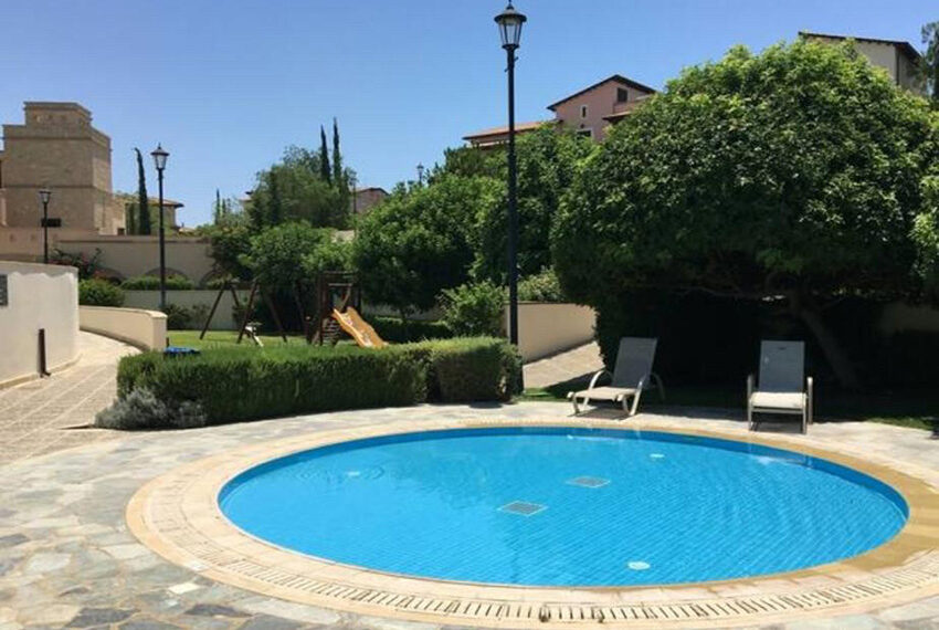 For rent junior villa with private pool Aphrodite hills resort _10
