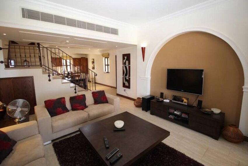 For rent junior villa with private pool Aphrodite hills resort _21
