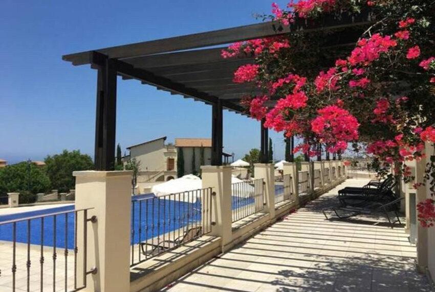 For rent junior villa with private pool Aphrodite hills resort _24
