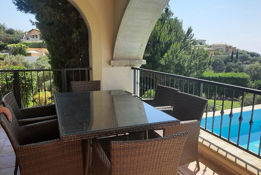 For rent junior villa with private pool Aphrodite hills resort _28