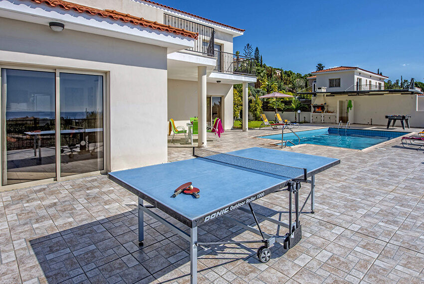 3 bedroom villa with private pool for rent long term Peyia_21