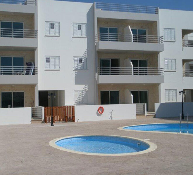 New 2 bed apartments for sale Paralimni Cyprus