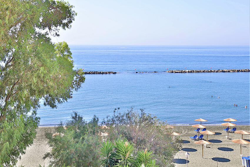 Beach front apartment for sale Agios Tychonas Limassol